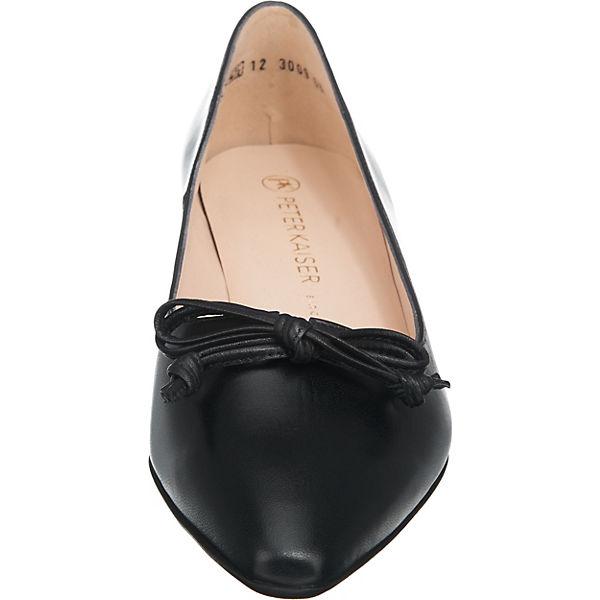 PETER KAISER, LIZZY Komfort-Pumps, beliebte schwarz  Gute Qualität beliebte Komfort-Pumps, Schuhe 57626f