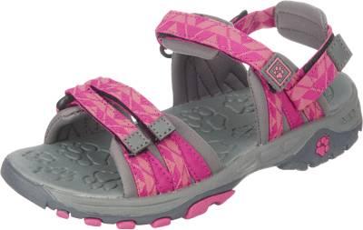 jack wolfskin kinder sandalen bahia