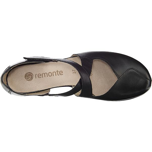 remonte, R7337 Komfort-Pumps, beliebte schwarz  Gute Qualität beliebte Komfort-Pumps, Schuhe 34ad66