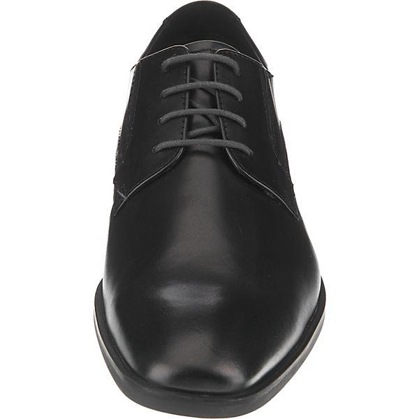 bugatti, bugatti, bugatti, Business-Schnürsche, schwarz   320bb3