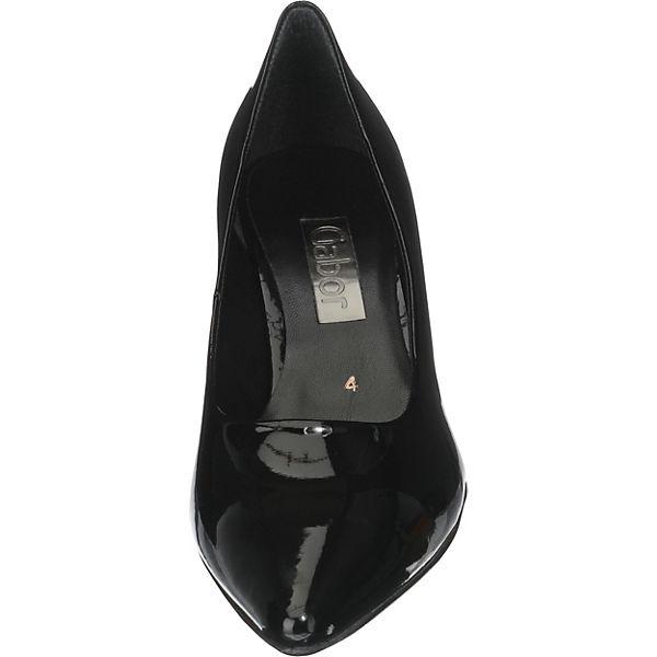 Gabor, Gabor Gute Pumps, schwarz  Gute Gabor Qualität beliebte Schuhe abc203