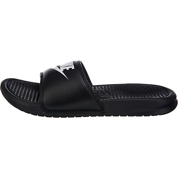 Nike Pantoletten Sportswear Schwarz Benassi Jdi Tr6Tq