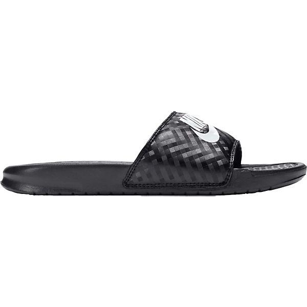 Nike Sportswear Benassi JDI Pantoletten schwarz