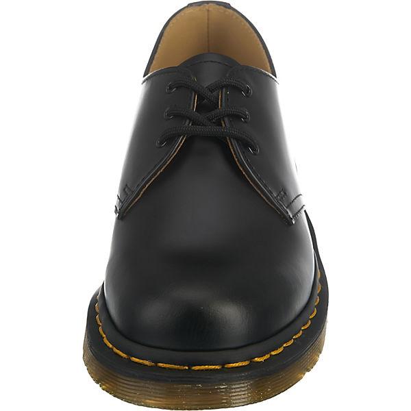 dr martens 1461 smooth 59 last black klassische halbschuhe schwarz mirapodo. Black Bedroom Furniture Sets. Home Design Ideas