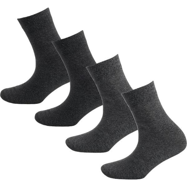 Paar 4 Socken grau s Oliver wxYfpqv0P