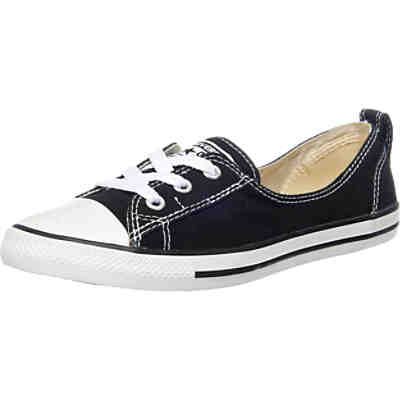 Chuck Taylor Ballet Lace Slip Sneakers Low
