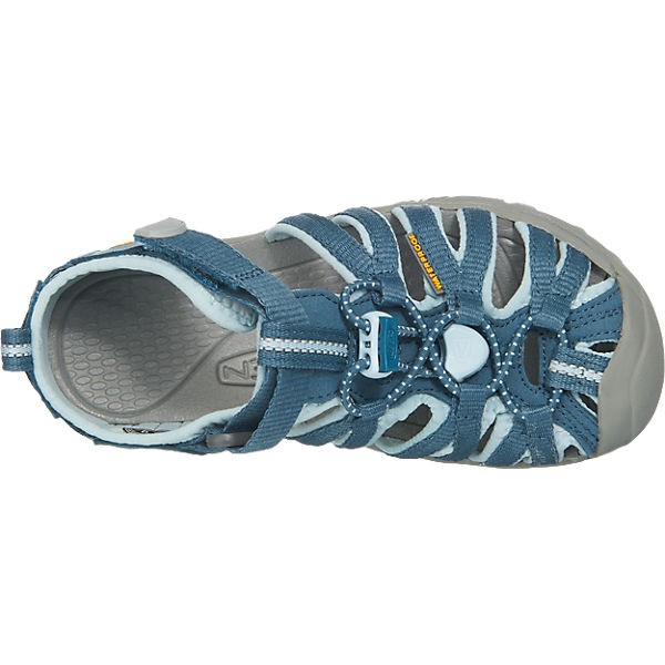 keen keen kinder sandalen whisper blau mirapodo. Black Bedroom Furniture Sets. Home Design Ideas