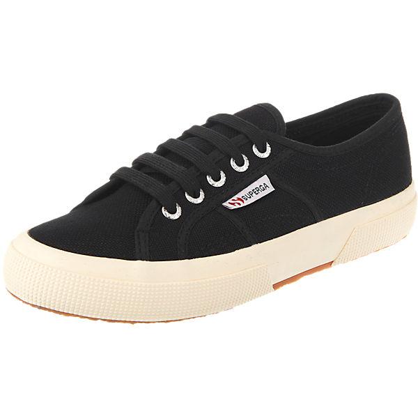 schwarz Cotu Low Superga® kombi Classic Sneakers 2750 F74x4qnB6