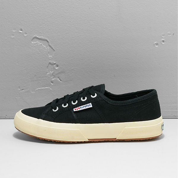Superga®, 2750-Cotu Classic Sneakers Niedrig, Niedrig, Niedrig, schwarz-kombi  Gute Qualität beliebte Schuhe 7b3060