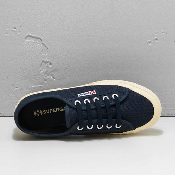 Superga®, 2750-Cotu Classic Turnschuhes beliebte Niedrig, blau Gute Qualität beliebte Turnschuhes Schuhe 953783
