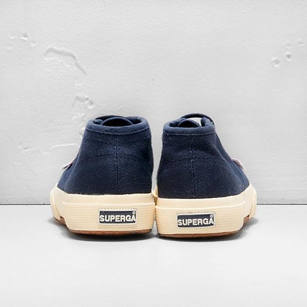 Cut Cotu Superga® Mid 2754 dunkelblau Sneakers tpfqag5xfw