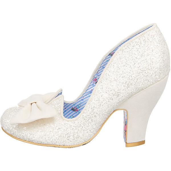 Irregular Choice NICK NICK NICK OF TIME Klassische Pumps weiß  Gute Qualität beliebte Schuhe 5b150e