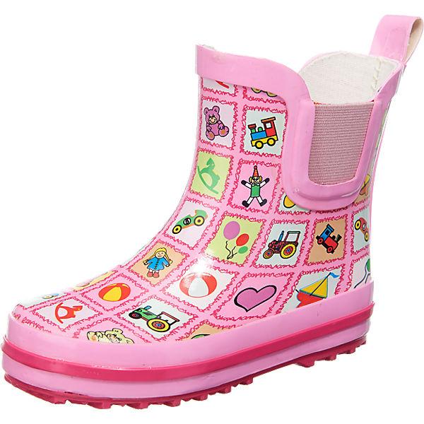 Beck Kinder Gummistiefel rosa