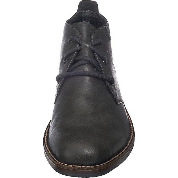 rieker, Sommerstiefeletten, Gute dunkelgrau  Gute Sommerstiefeletten, Qualität beliebte Schuhe 65284c