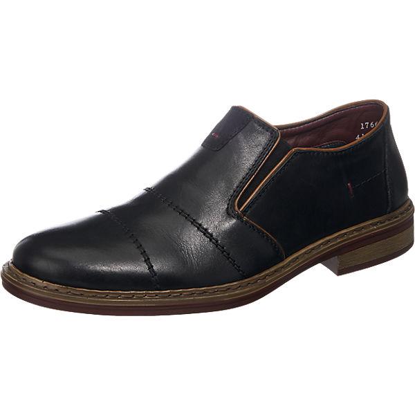 rieker rieker Business Schuhe schwarz