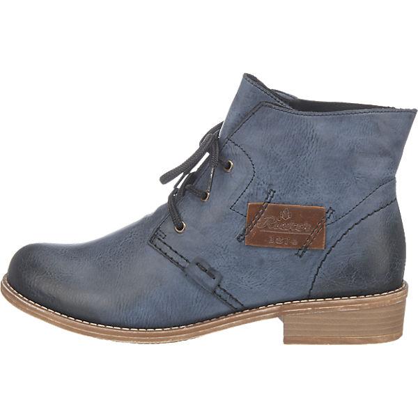 rieker rieker Stiefeletten blau  Gute Qualität beliebte Schuhe