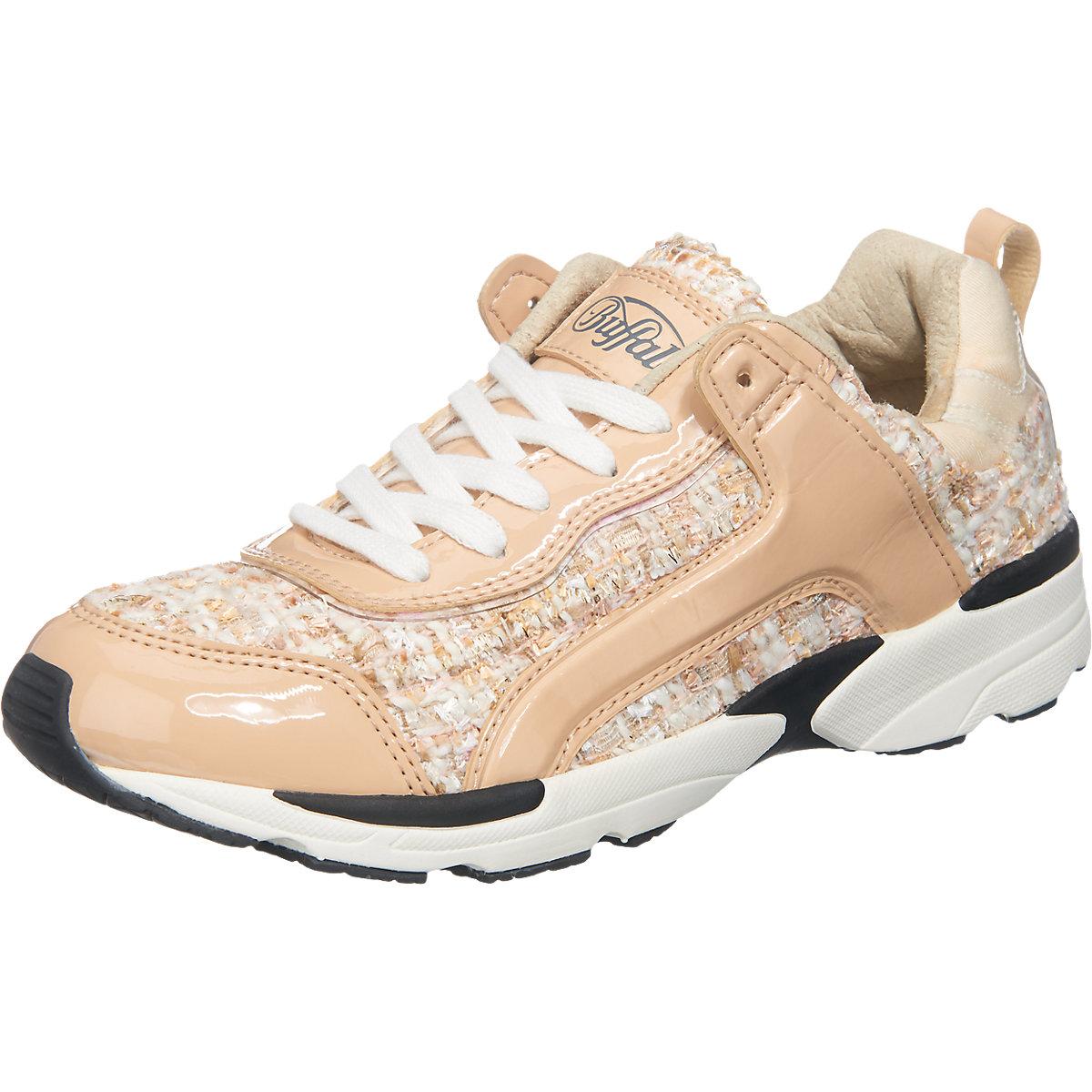 BUFFALO, BUFFALO Sneakers, beige   mirapodo