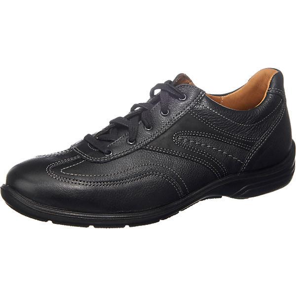 JOMOS Forum Freizeit Schuhe schwarz Herren Gr. 41 Sale Angebote Schwarzheide