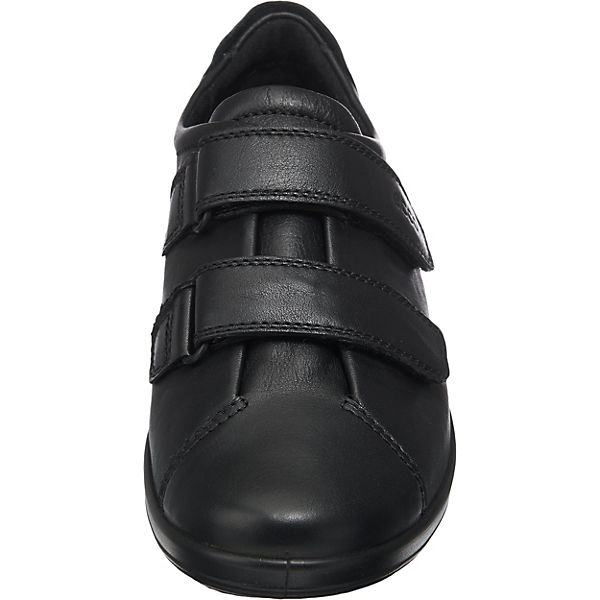 ecco ecco ecco Soft 2.0  Klassische Halbschuhe schwarz  Gute Qualität beliebte Schuhe 67afb7
