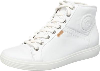 Ecco ecco Soft 7 Sneakers, weiß, weiß