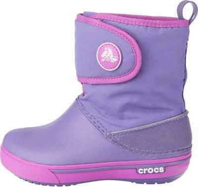 Crocs damen winterstiefel crocband winter boot