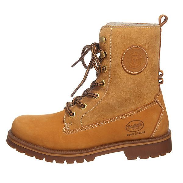 Dockers by Gerli, Winterstiefel, camel Schuhe  Gute Qualität beliebte Schuhe camel 03747a