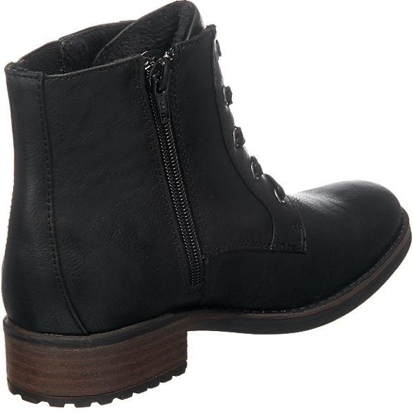 Dockers by Gerli, Dockers by  Gerli 35IZ305-620100 Stiefeletten, schwarz  by Gute Qualität beliebte Schuhe a524fe
