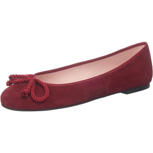 quality design 31188 b0584 Pretty Ballerinas, Klassische Ballerinas, bordeaux