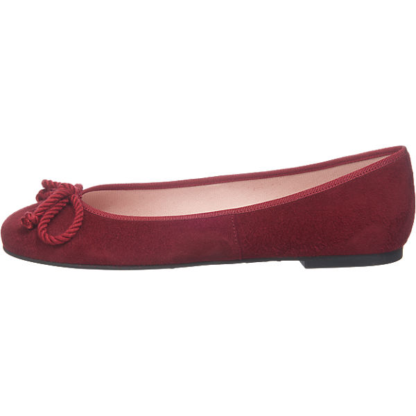 Pretty Ballerinas Pretty Ballerinas Angelis Ballerinas bordeaux