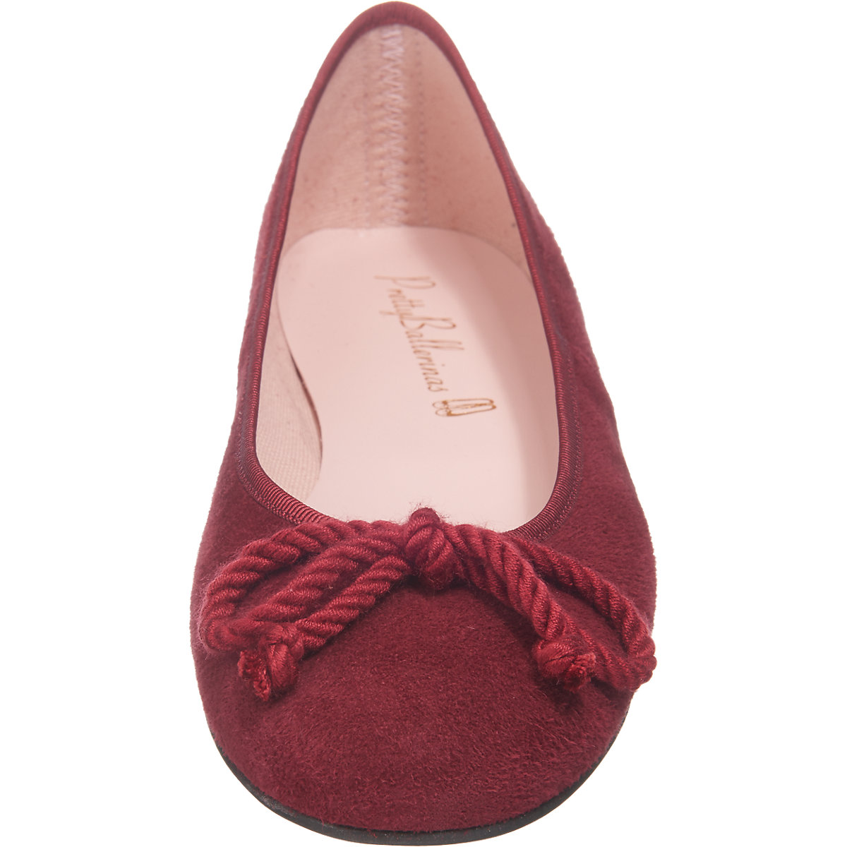 Pretty Ballerinas, Rosario Klassische Bordeaux