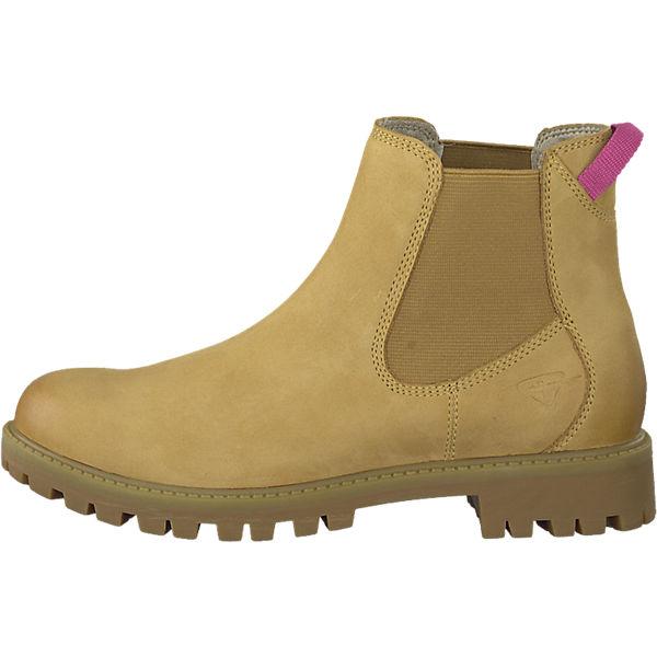 Tamaris Tamaris Stiefeletten gelb  Gute Qualität beliebte Schuhe