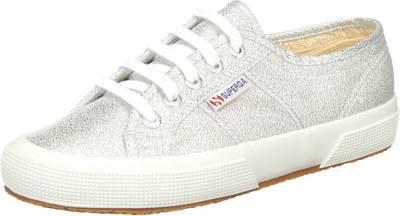 Superga®, 2750 Lamew Sneakers Low, silber | mirapodo eZZFX