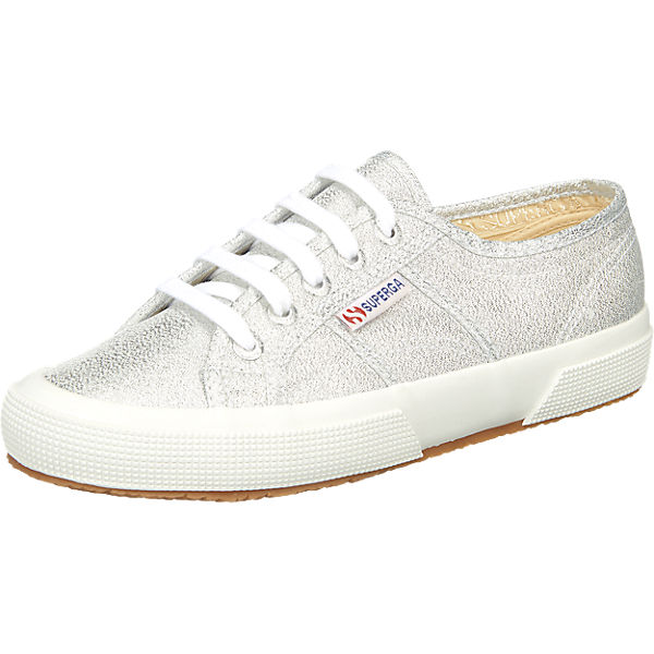 best sneakers cf5e1 b1013 Superga®, 2750 Lamew Sneakers Low, silber