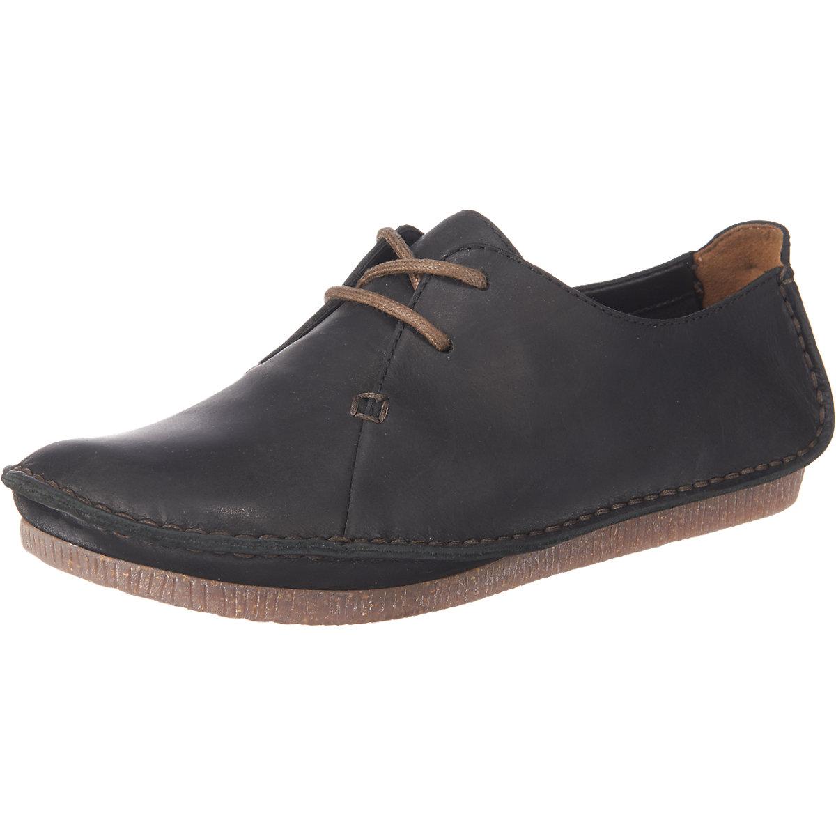 Clarks, Janey Mae Klassische Halbschuhe, schwarz  Gute Qualität beliebte Schuhe