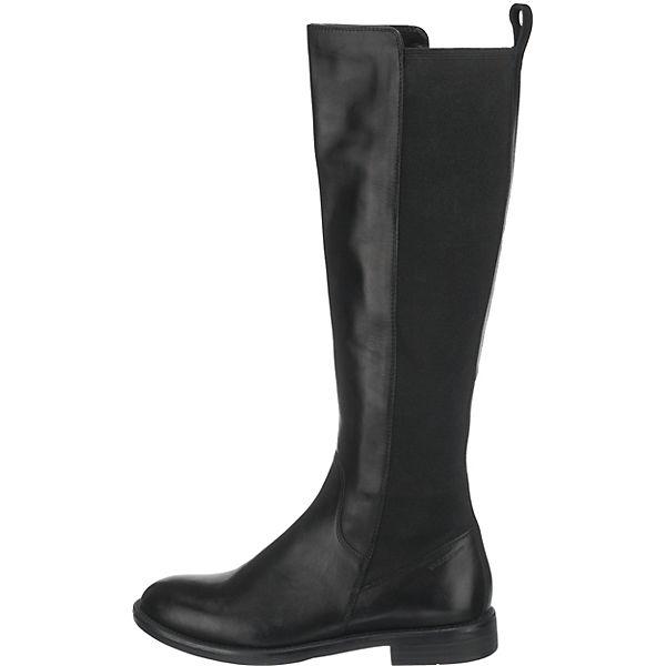 schwarz Amina Stiefel VAGABOND Stiefel schwarz Klassische Klassische Amina VAGABOND HwfqdHO