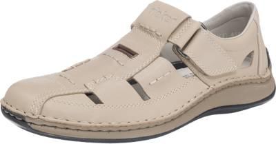 Diese rieker Freizeit Schuhe sind aus strapazierfähigem