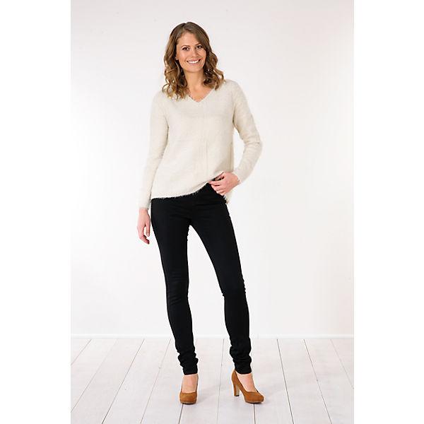 Jeans VERO VERO VERO Slim Jeans MODA VERO Slim schwarz Slim MODA schwarz Jeans schwarz MODA p7x44q