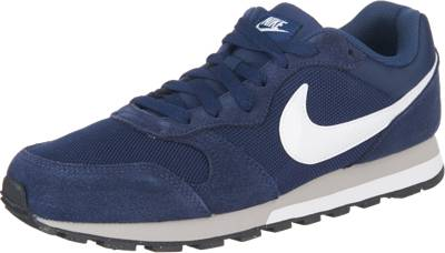 Nike Sportswear, Md Runner 2 Sneakers Low, dunkelblau