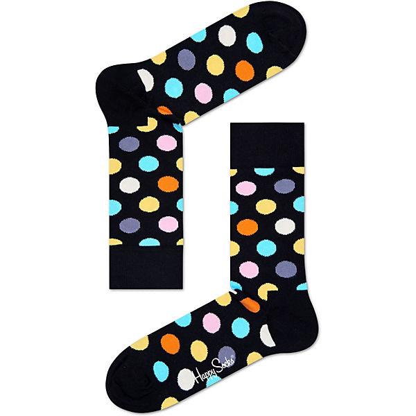 schwarz Socken kombi Happy Paar Big ein Socks Dot gAaYaw7q