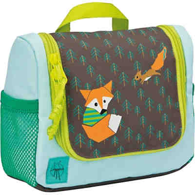 Kulturbeutel 4kids, Mini Washbag, Fox