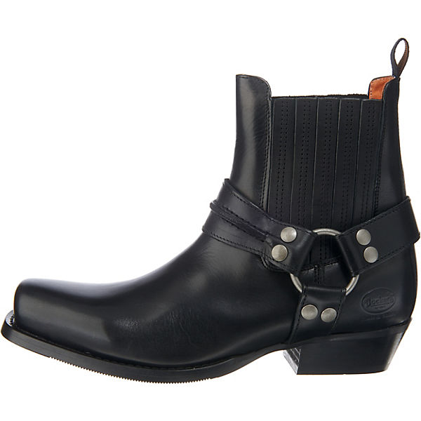 Dockers by Gerli, 170102 beliebte Westernstiefeletten, schwarz  Gute Qualität beliebte 170102 Schuhe 55d1e6