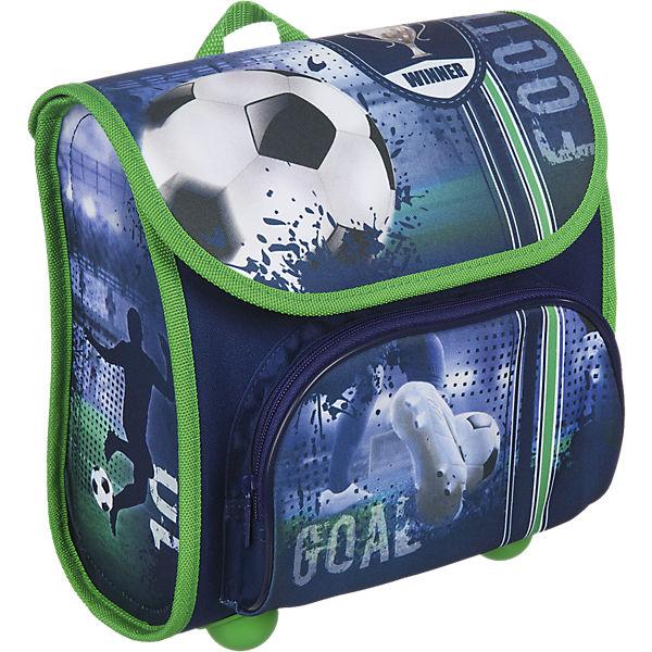 Cutie Fußball grün Blau Mini Scooli ranzen CtsdQhr