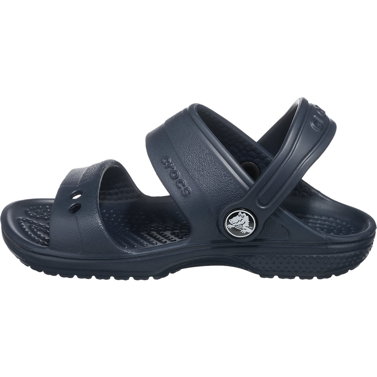 crocs kinder sandalen classic blau mirapodo. Black Bedroom Furniture Sets. Home Design Ideas