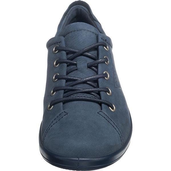ecco, Soft 2.0 Marine Moon  Sneakers Low, blau   Moon 340342