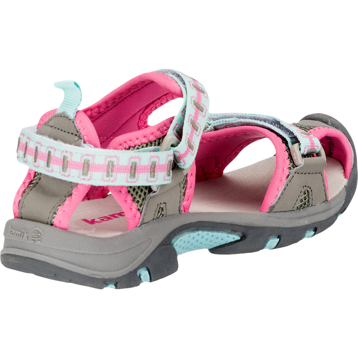 kamik kinder sandalen jetty pink mirapodo. Black Bedroom Furniture Sets. Home Design Ideas