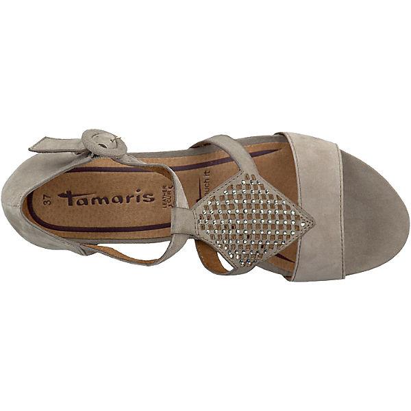 Tamaris Tamaris Alis Sandaletten braun