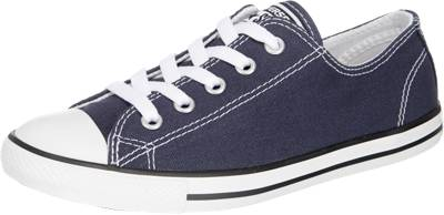 CONVERSE, Chuck Taylor All Star Dainty Ox Sneakers Low, dunkelblau