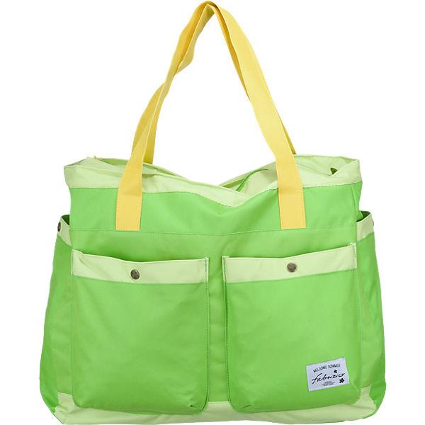 Fabrizio Einkaufstasche hellgrün