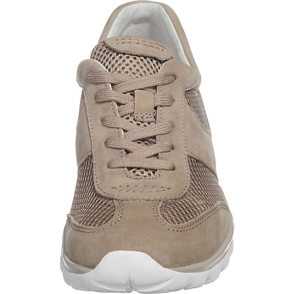 Gabor, Sneakers Low, braun-kombi beliebte  Gute Qualität beliebte braun-kombi Schuhe 3a2909