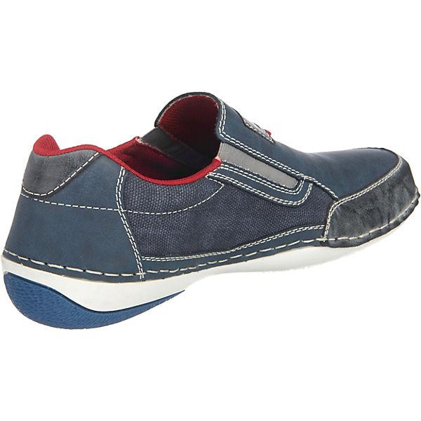 rieker rieker Sportliche blau blau blau Sportliche rieker Sportliche Sportliche Slipper Slipper Slipper rieker EApCq